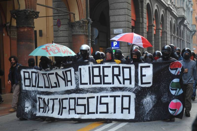 bologna antifascista